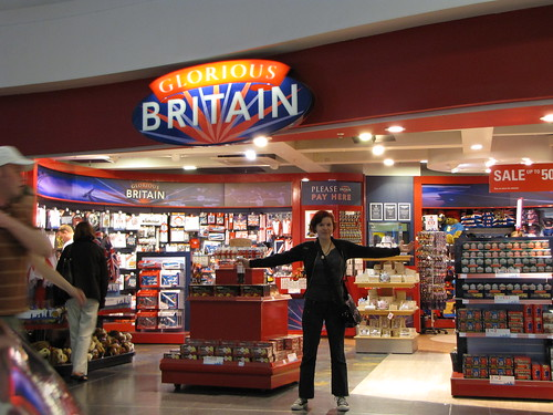 It's the Britain Store!