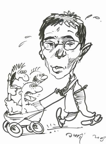 panse-karikatur