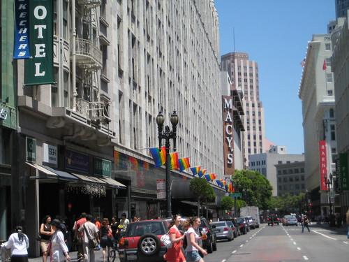 Orgullo Macy's