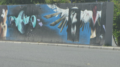 Graffiti in Drama, Greece