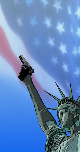 300 Million Civilian Guns in the USA; 33% of the World's Total Civilian