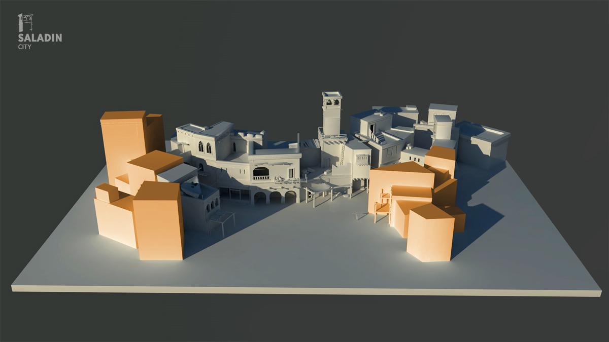 saladin city