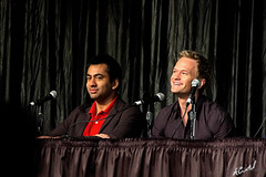 Kal Penn & Neil Patrick Harris at New York Comic Con 2008 (adcristal) Tags: nyc newyorkcity ny newyork actors comic panel patrick neil center nikond70s convention penn actor qa harris 2008 questions con patel kal answers javits nph kumar doogiehowser kalpenn neilpatrickharris nycc barneystinson haroldkumarescapefromguantanamobay drhorrible kumarpatel nikon18200mmf3556g sessionnewyorkcomiccon