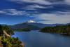 Lago Panguipulli (ik_kil) Tags: chile volcano panguipulli lagopanguipulli regióndelosríos mochochoshuenco volcánchoshuenco panguipullilake
