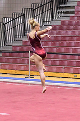 TWU Gymnastics [Floor] Brittany Johnson (Erin Costa) Tags: college dance illinois brittany university texas floor exercise state tx johnson womens gymnast gymnastics practice ncaa tumble twu routine womans centenary usag twugymnastics