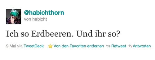 habichthorn