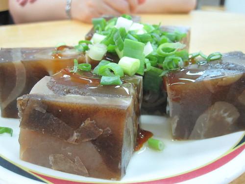 Pork Gelatin (肉凍)