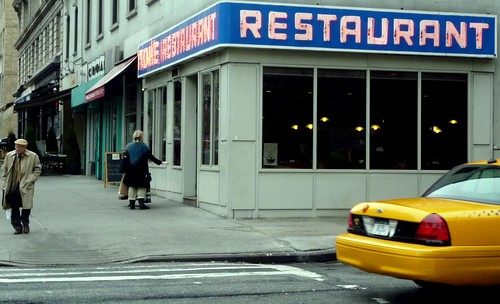 Tom's Restaurant Seinfeld, New York City, New York, United States of America