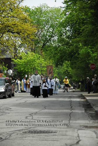 the Procession of St. Mary Magdalene