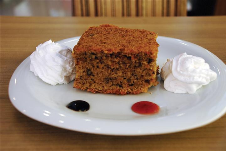 Alanya Havana Cafe, Tarçınlı Kek
