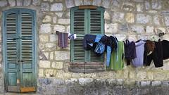 Clothes Drying near Tin Sa Waterfall, Ct Ct, Sa Pa (vnkht) Tags: door house window stone lumix raw line vietnam washing catcat sapa laocai drying washingline 2011 vitnam lx5 locai ctct gavinkwhite
