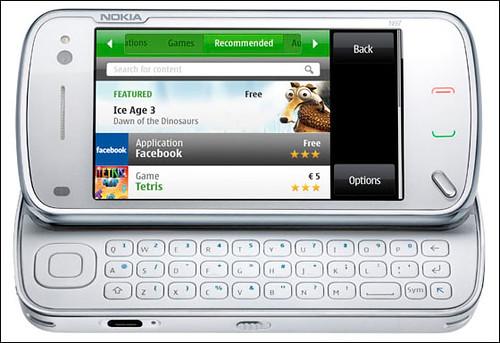 Nokia Ovi Store en N97 by Dekuwa.