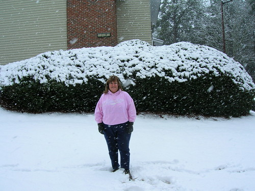 Me in the snow! (#60 of 365)