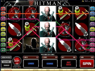 Hitman slot game online review