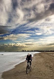 La última pedalada ...