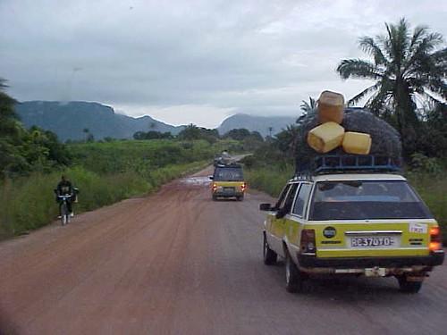 guinea road