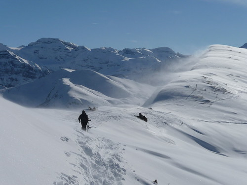 the long hike up chezeri