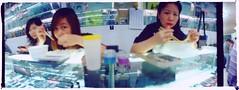 . (GraemeNicol) Tags: guangzhou china street panorama test distortion film asia fuji superia candid horizon panoramic russian trial horizon202 dashatou gncn2009