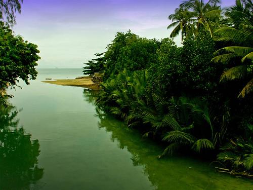 Matutinao River Delta