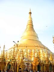 Shwedagon-stupa