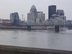 Entering Louisville