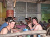 Eating dinner at Tonsai Beach on R…