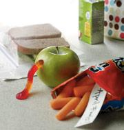 April Fool Lunch (courtesy Family Fun Magazine)