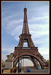 6559 - Paris France Tour eiffel - Eiffel tower ***  *** * * , ,  *Eyfel Kulesi, Paris, Fransa *Tour  Eiffel over 20 000 views (Rolye) Tags: pictures paris france tower monument photo yahoo google search fantastic iron torre tour view shot image pentax photos shots monumento postcard eiffeltower picture www eiffel images best technorati views toureiffel com bloglines 1001nights trocadero francia aol baidu thebest topic parigi runde       taipeiwalker     k10d pentaxk10d  twtravel  sinogoo hibicolle