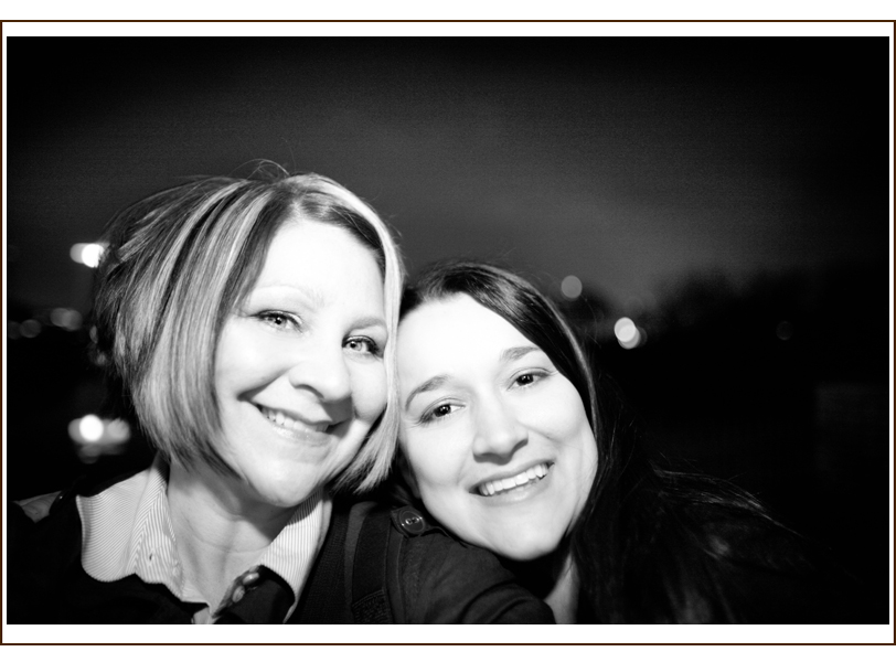 tracy and melissa