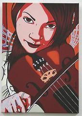 Ariel Gomez - acrílico sobre tela