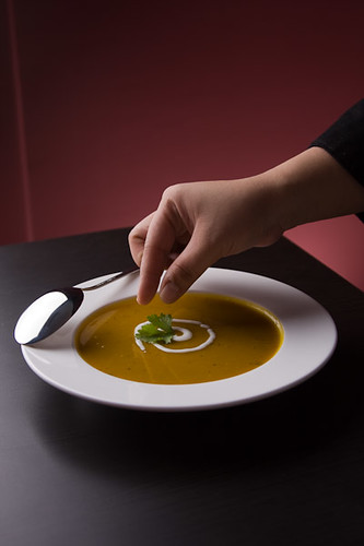Spiced Calabasa Soup (by LightChaser: Luis Cruz)