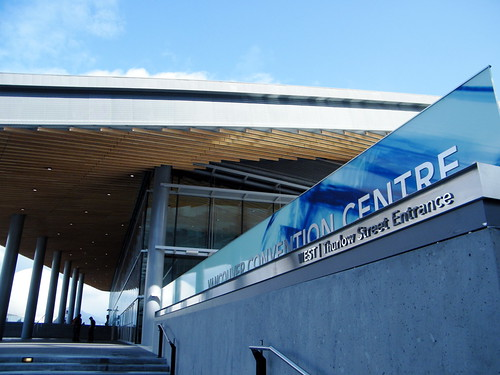 The New Vancouver Convention Centre