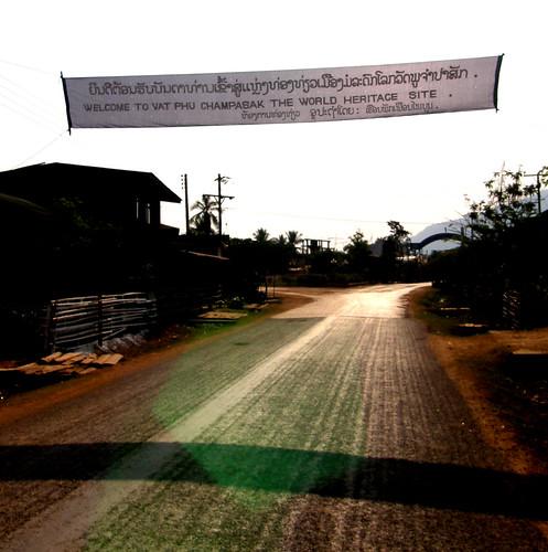 51.歡迎來到Wat Phu Champasak