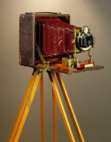 Century Camera Co. Field Camera Used at the 1904 World's Fair.