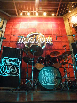 TAAQ at the Hard Rock Cafe, Pune