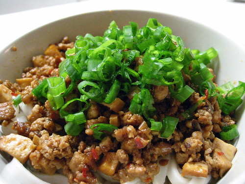 Zha Jiang Noodle