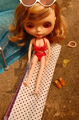 """Audi """"Do you see these Gams, they are WHITE as Snow, I gotta get Tan and FAST"""" (Lawdeda ) Tags: rescue by hair cg with db mission blythe custom ebl minklet"""