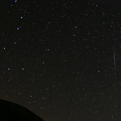 looknorth_spain (CfDS) Tags: light stars major big pollution astronomy plough ursa dipper