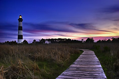 Songs of Dusk (deepseaNemo) Tags: sunset music lighthouse nature nc dusk northcarolina bodieisland