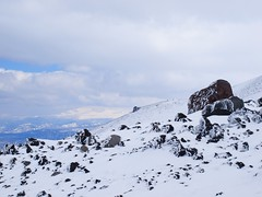 北大雪遠望