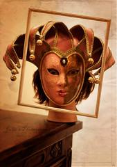 Masked (Julie™) Tags: project julie mask head plastic manniquen thp