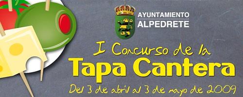 Tapa Cantera