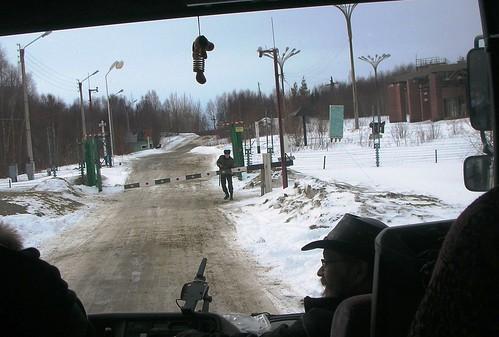 Russia Border #8