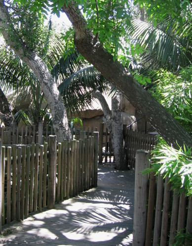 Path Santa Barbara Zoo