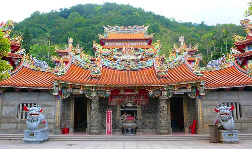tiengong temple, dali