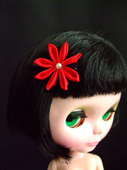 Mini Kanzashi