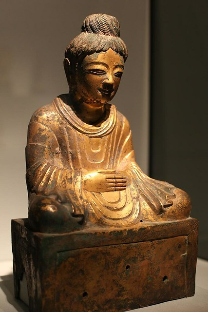 a special chinese buddha