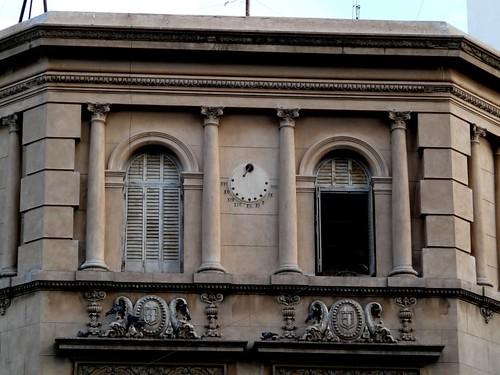 Reloj San Martín esq. Las Heras | Bahía Blanca (Ar)