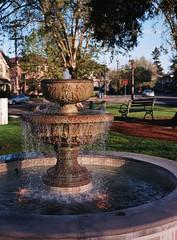 Fountain (nohasseldad) Tags: 120 film fountain mamiya645 ektar 80mm28 bayphotoscan