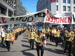 1st of May Laybour Day in Norway #14